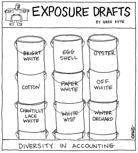 Exposure Drafts-Diversity-accounting-profession