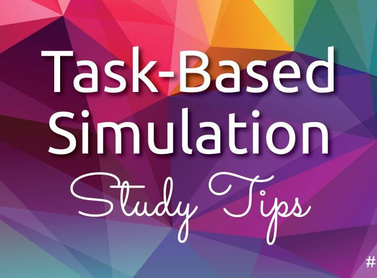 Task-based simulation