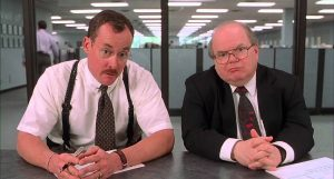 Bobs from Office Space