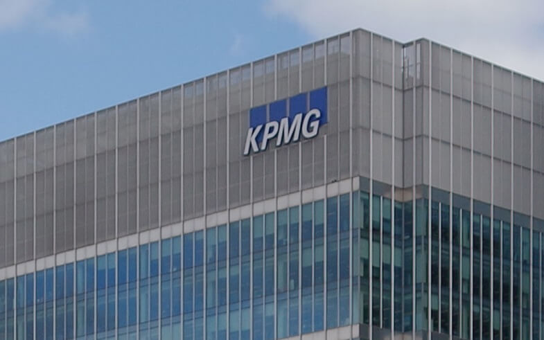 kpmg global big 4 structure