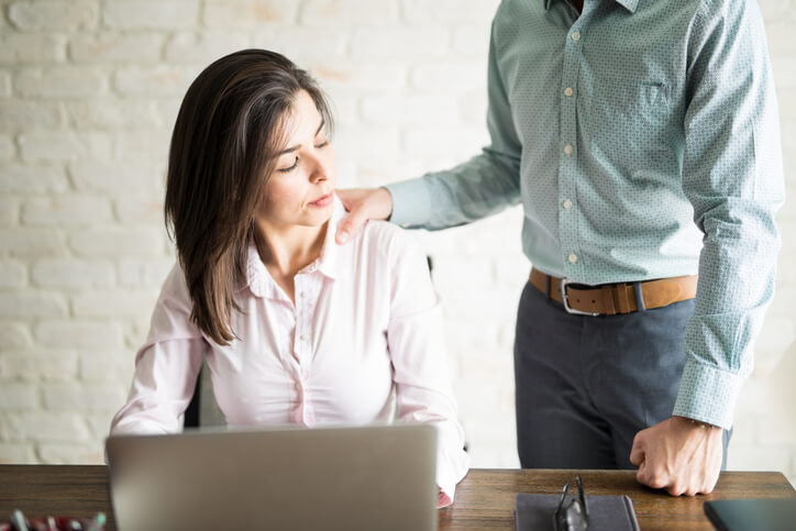 sexual harassment cpa accountant